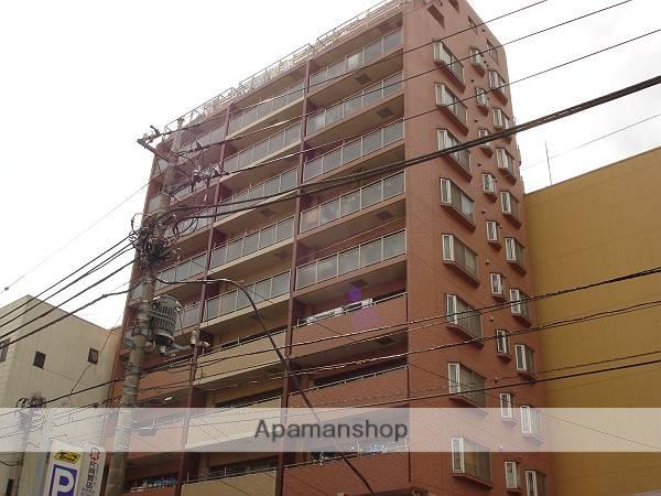 神奈川県相模原市南区、町田駅徒歩24分の築17年 13階建の賃貸マンション