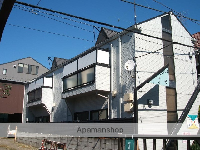 神奈川県相模原市南区、下溝駅徒歩30分の築25年 2階建の賃貸アパート
