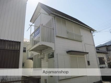 神奈川県相模原市南区、町田駅徒歩30分の築29年 2階建の賃貸テラスハウス