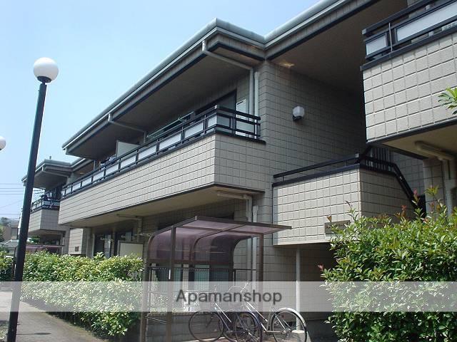 神奈川県相模原市南区、町田駅徒歩19分の築20年 2階建の賃貸アパート