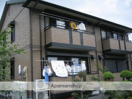 神奈川県相模原市南区、古淵駅徒歩20分の築16年 2階建の賃貸アパート