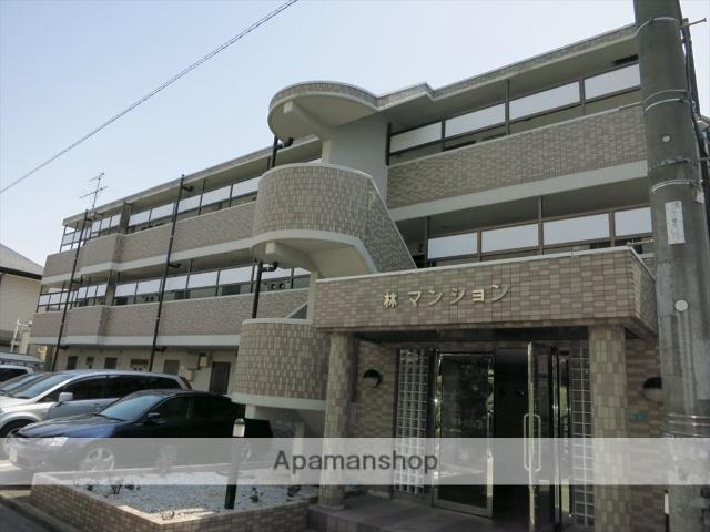 神奈川県相模原市南区、町田駅徒歩36分の築23年 3階建の賃貸マンション