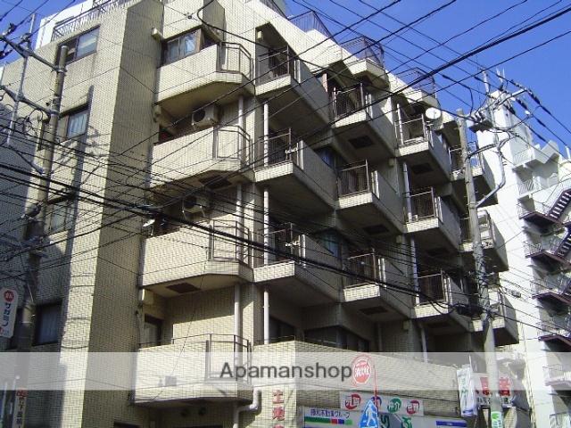 神奈川県相模原市南区、町田駅徒歩28分の築29年 6階建の賃貸マンション