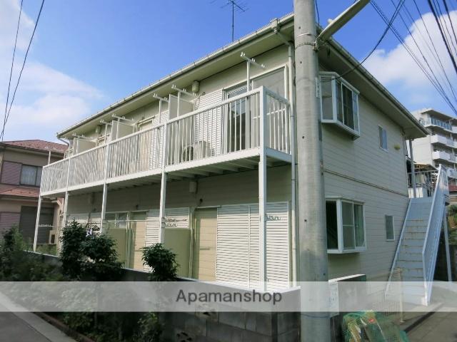 神奈川県相模原市南区、相模大野駅徒歩12分の築26年 2階建の賃貸アパート