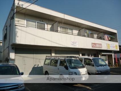 神奈川県相模原市南区、町田駅徒歩30分の築36年 2階建の賃貸アパート