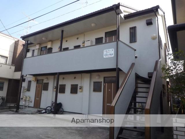 神奈川県相模原市南区、町田駅徒歩26分の築13年 2階建の賃貸アパート