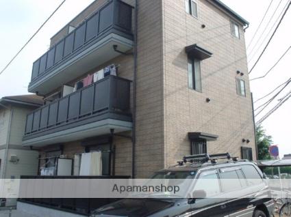 神奈川県相模原市南区、古淵駅徒歩8分の築15年 3階建の賃貸マンション