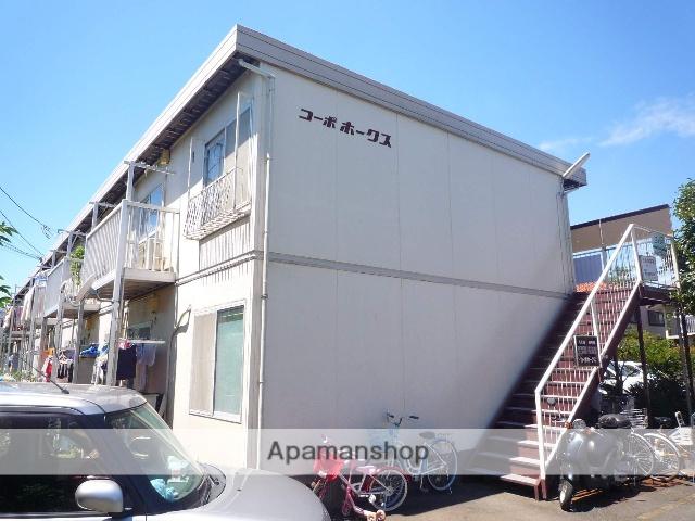 神奈川県相模原市南区、町田駅徒歩37分の築32年 2階建の賃貸アパート