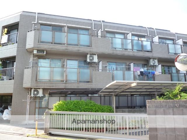 神奈川県相模原市南区、相模大野駅徒歩15分の築25年 3階建の賃貸マンション