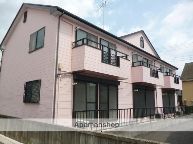 神奈川県相模原市南区、町田駅徒歩30分の築19年 2階建の賃貸アパート