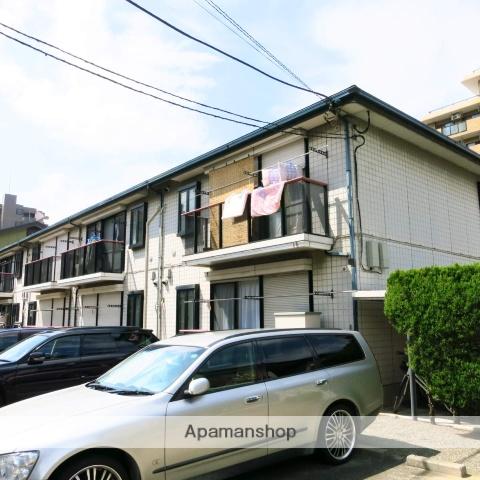 神奈川県相模原市南区、相模大野駅徒歩3分の築23年 2階建の賃貸アパート