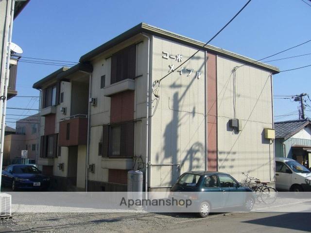 神奈川県相模原市南区、相模大野駅バス12分後徒歩2分の築33年 2階建の賃貸アパート