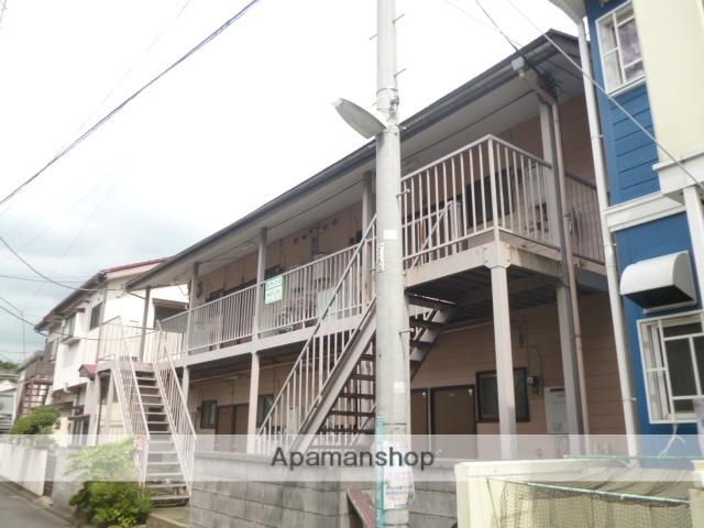 神奈川県相模原市南区、小田急相模原駅徒歩25分の築29年 2階建の賃貸アパート