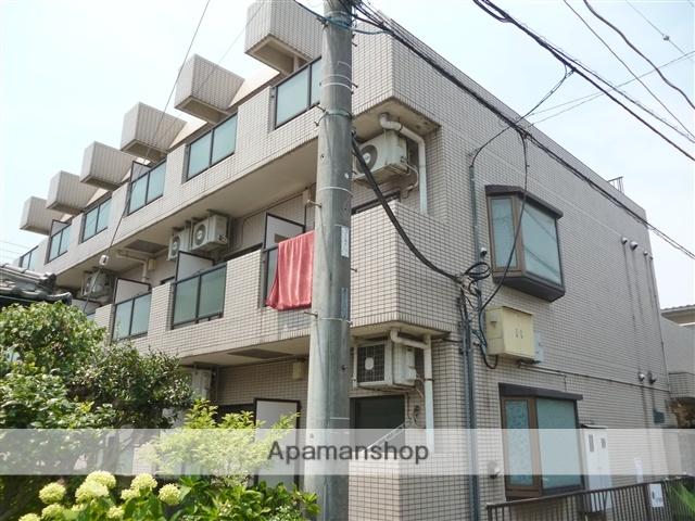 神奈川県相模原市南区、相模大野駅徒歩8分の築27年 3階建の賃貸マンション