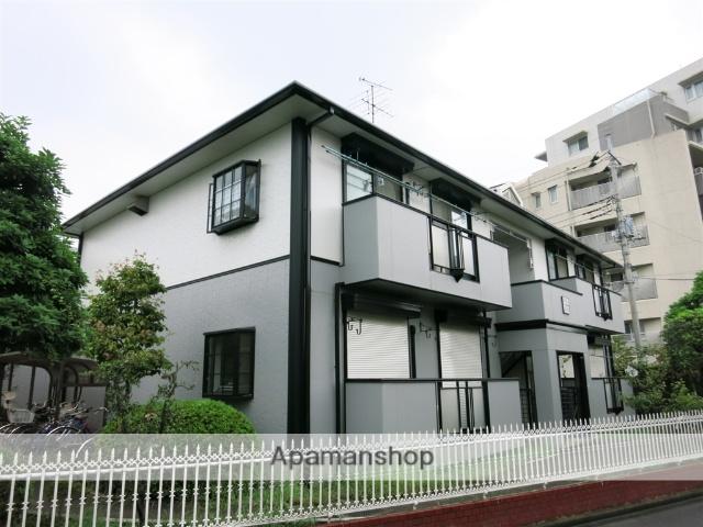 神奈川県相模原市南区、町田駅徒歩27分の築23年 2階建の賃貸アパート
