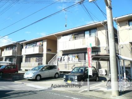 神奈川県相模原市南区、下溝駅徒歩26分の築24年 2階建の賃貸アパート