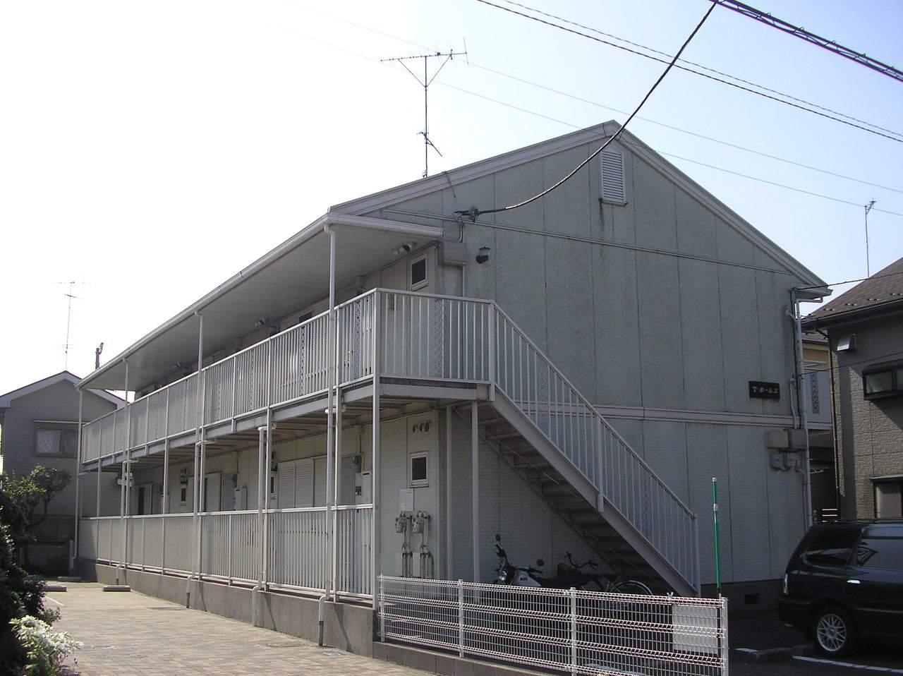 神奈川県相模原市南区、原当麻駅徒歩5分の築23年 2階建の賃貸アパート