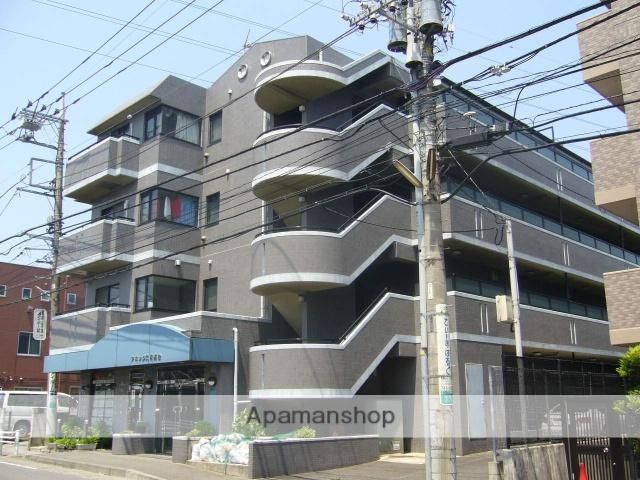神奈川県相模原市南区、小田急相模原駅徒歩20分の築22年 4階建の賃貸マンション