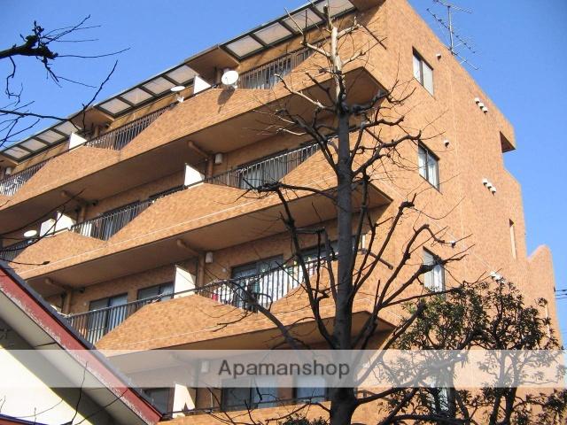 神奈川県相模原市中央区、淵野辺駅徒歩14分の築30年 5階建の賃貸マンション