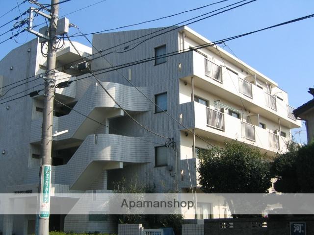 神奈川県相模原市中央区、淵野辺駅徒歩6分の築29年 4階建の賃貸マンション