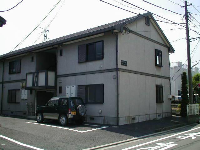 神奈川県相模原市中央区、淵野辺駅徒歩10分の築22年 2階建の賃貸アパート