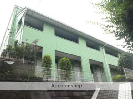 東京都町田市、成瀬駅徒歩8分の築23年 2階建の賃貸アパート