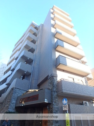 東京都世田谷区、駒沢大学駅徒歩9分の築15年 8階建の賃貸マンション