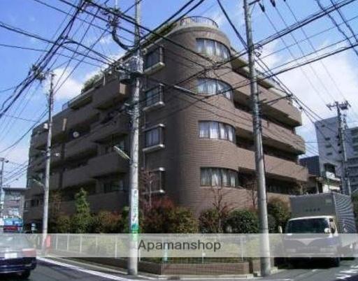 東京都世田谷区、学芸大学駅徒歩9分の築25年 6階建の賃貸マンション