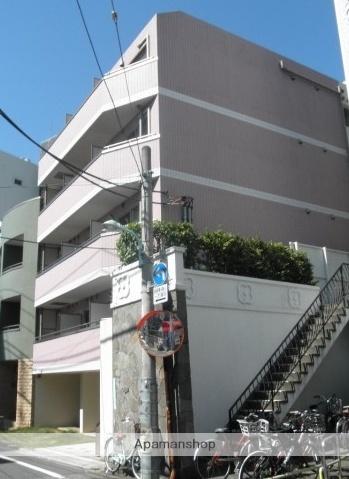 東京都目黒区、目黒駅徒歩4分の築11年 4階建の賃貸マンション