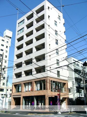 東京都目黒区、代官山駅徒歩10分の築12年 9階建の賃貸マンション
