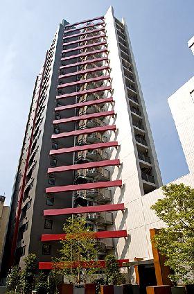 東京都目黒区、代官山駅徒歩11分の築9年 19階建の賃貸マンション