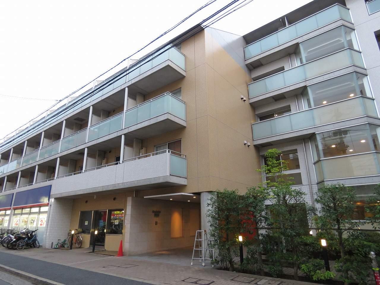 東京都大田区、京急蒲田駅徒歩16分の築9年 6階建の賃貸マンション