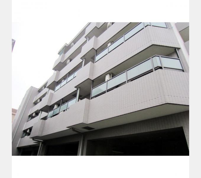 東京都大田区、雑色駅徒歩12分の築17年 5階建の賃貸マンション