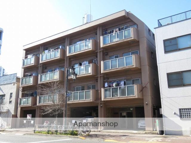 東京都大田区、蒲田駅徒歩8分の築37年 4階建の賃貸マンション