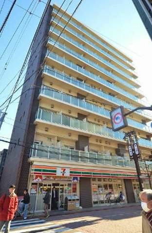 東京都大田区、大森海岸駅徒歩15分の築9年 10階建の賃貸マンション