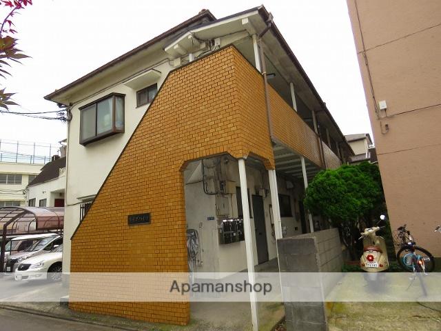 東京都大田区、蒲田駅徒歩19分の築29年 2階建の賃貸アパート