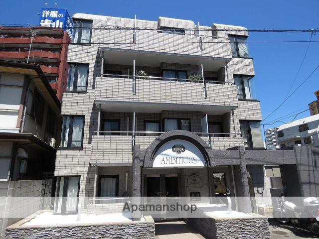 東京都大田区、糀谷駅徒歩12分の築29年 4階建の賃貸マンション