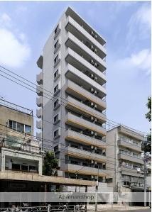 東京都品川区、品川駅徒歩25分の築8年 12階建の賃貸マンション