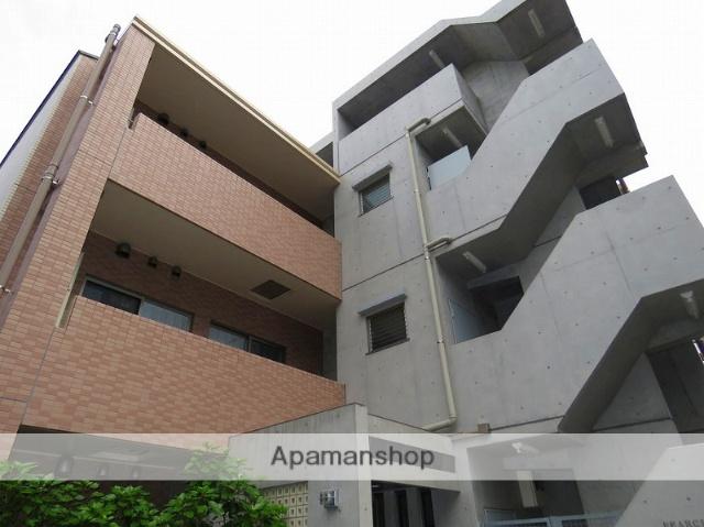 東京都大田区、梅屋敷駅徒歩16分の築4年 4階建の賃貸マンション
