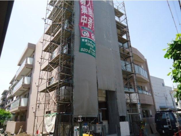 東京都大田区、梅屋敷駅徒歩20分の築1年 4階建の賃貸マンション
