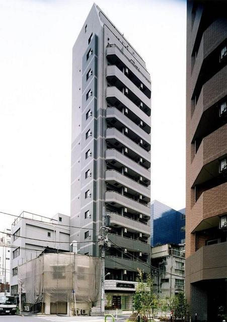 東京都港区、大門駅徒歩9分の築10年 15階建の賃貸マンション