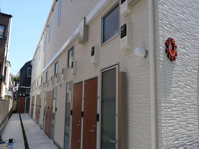 東京都大田区、久が原駅徒歩15分の新築 2階建の賃貸アパート