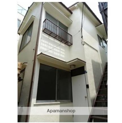 東京都大田区、雑色駅徒歩9分の築44年 2階建の賃貸アパート