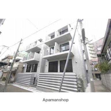 東京都大田区、大森海岸駅徒歩15分の新築 4階建の賃貸マンション
