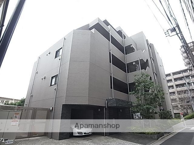 東京都大田区、荏原町駅徒歩16分の築7年 5階建の賃貸マンション