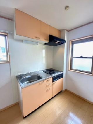 ブリリアンコート[1DK/35.62m2]のキッチン