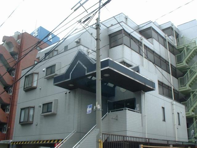 レオパレスムッターハウス羽田