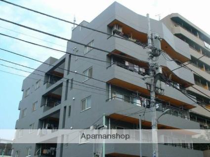 東京都大田区、千鳥町駅徒歩10分の築21年 5階建の賃貸マンション