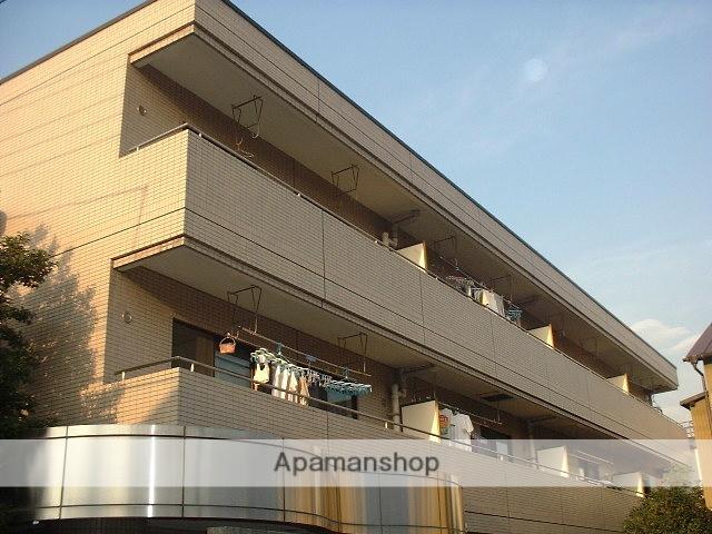 東京都大田区、糀谷駅徒歩9分の築24年 3階建の賃貸マンション