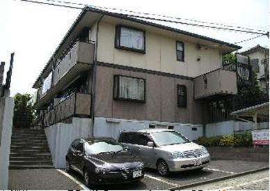 東京都大田区、旗の台駅徒歩15分の築21年 2階建の賃貸アパート